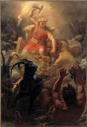 Thor (Quelle: Pinterest)