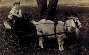 USA, Marshall Town Iowa um 1900