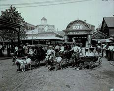 Coney Island - New York ca. 1900